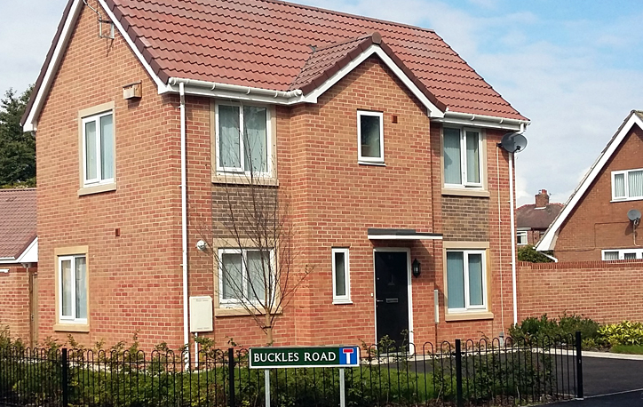 Buckles Nursery, Fazakerley<br><small>51 homes</small>
